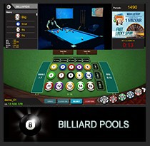 Billiard Pools